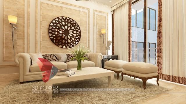 Best 3D Interior Rendering Design