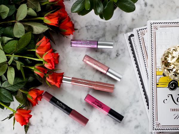 Isadora Lippenstift-Trends Frühling 2018