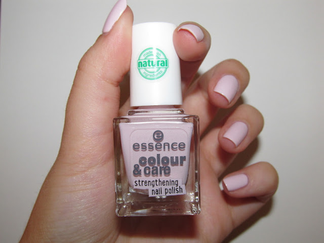 essence colour & care 03 happy nails