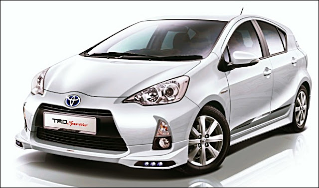 2017 Toyota Prius C TRD Sportivo Review