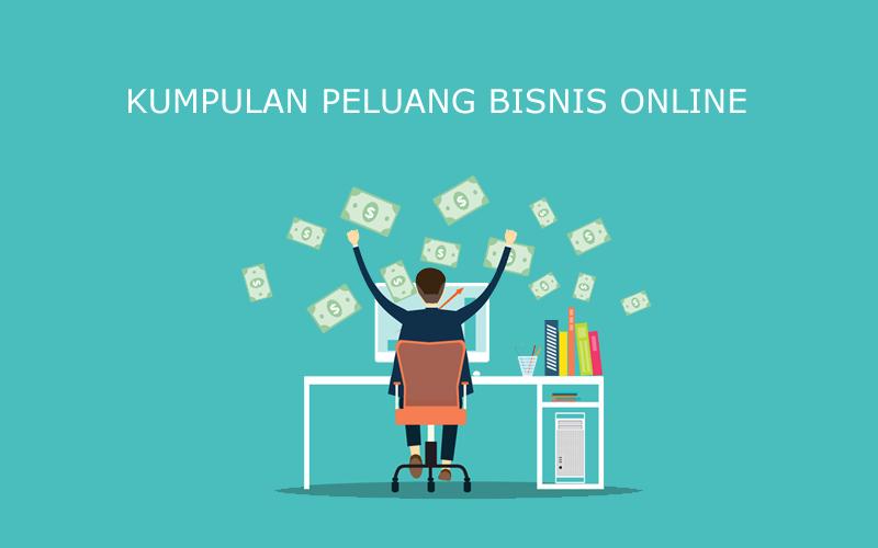30 Ide Peluang Bisnis Online Dengan Modal Kecil Yang Menjanjikan