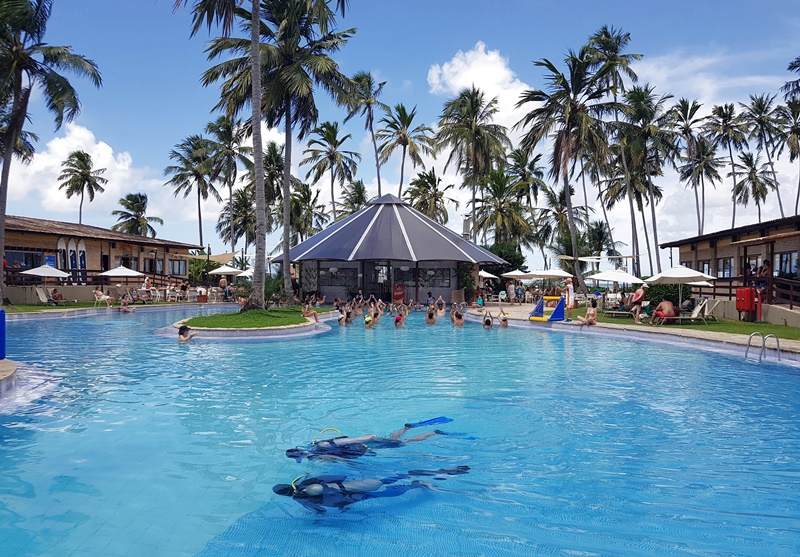 Saiba como é se hospedar no Grand Oca Maragogi Resort All Inclusive