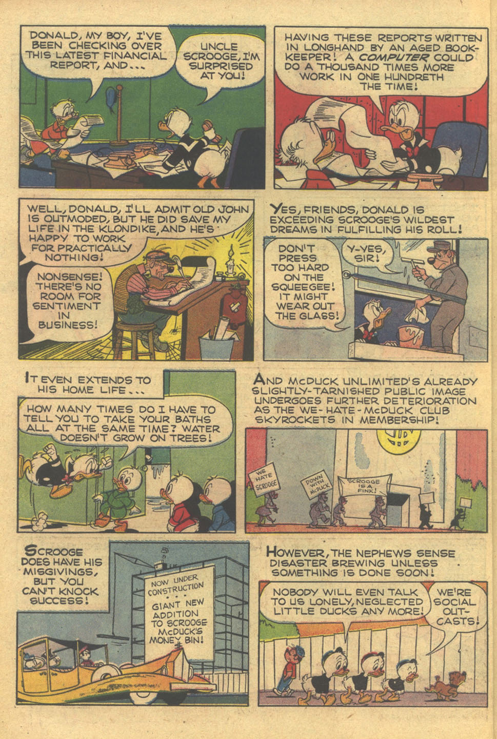 Walt Disney's Comics and Stories issue 332 - Page 6