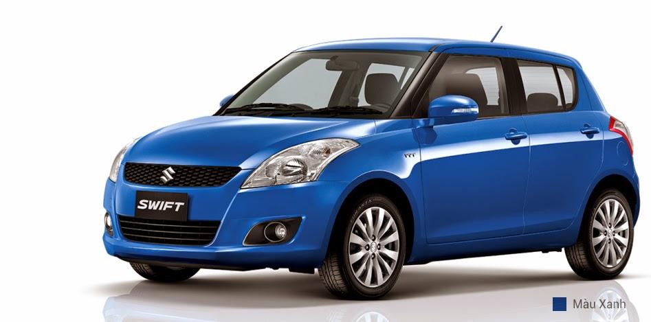 Suzuki Swift lắp ráp trong nước ảnh số 5