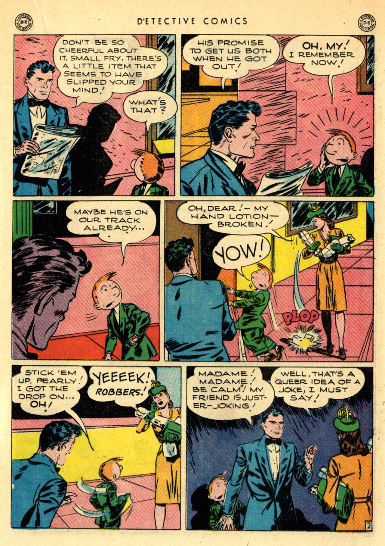 Read online Detective Comics (1937) comic -  Issue #111 - 25