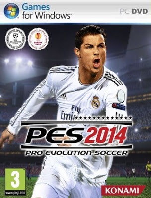 Pro Evolution Soccer (PES) 2014 Full Version PC Game Free Download