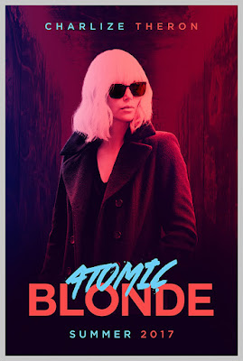Póster de Atómica (Atomic Blonde)