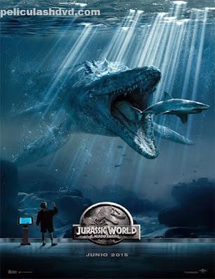 Ver Mundo Jurásico Jurassic World 2015 online