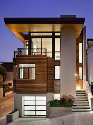 Modern style house 08