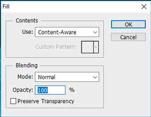 kotak dialog content aware photoshop