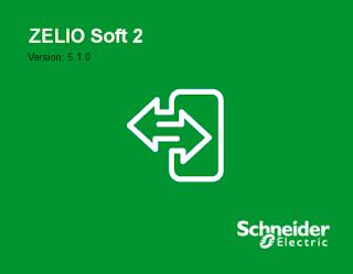 Screenshot 1 : Zelio Soft 2 | Softwares PLC