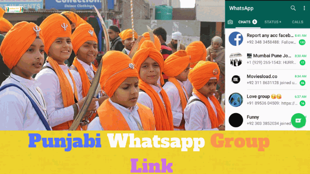 93+ Best Punjabi Whatsapp Group Link List Collection