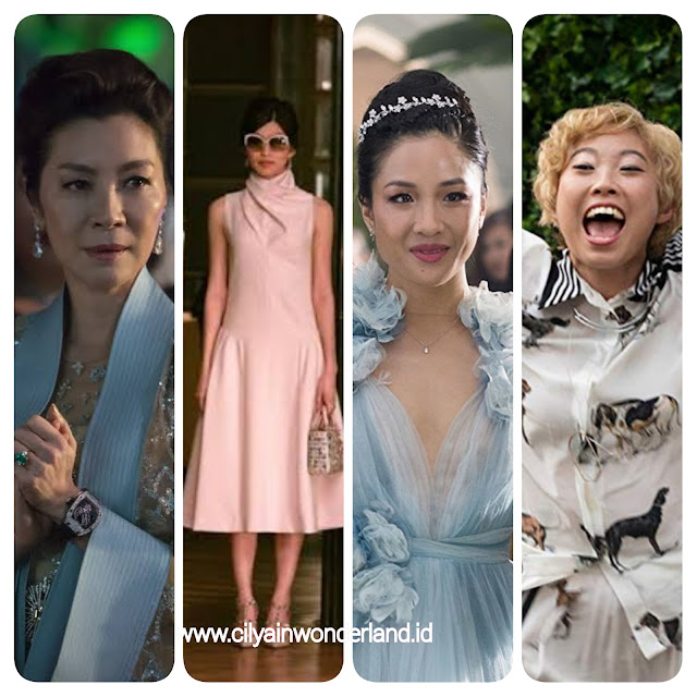Which 'Crazy Rich Asian' Style  Personality and Your Favorite