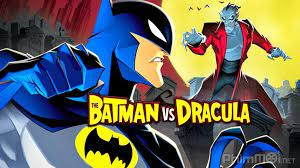 Người Dơi Đại Chiến Ma Cà Rồng - The Batman vs Dracula VietSub (2005)