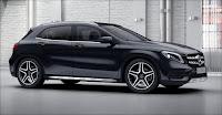 Bảng thông số kỹ thuật Mercedes GLA 250 4MATIC 2020