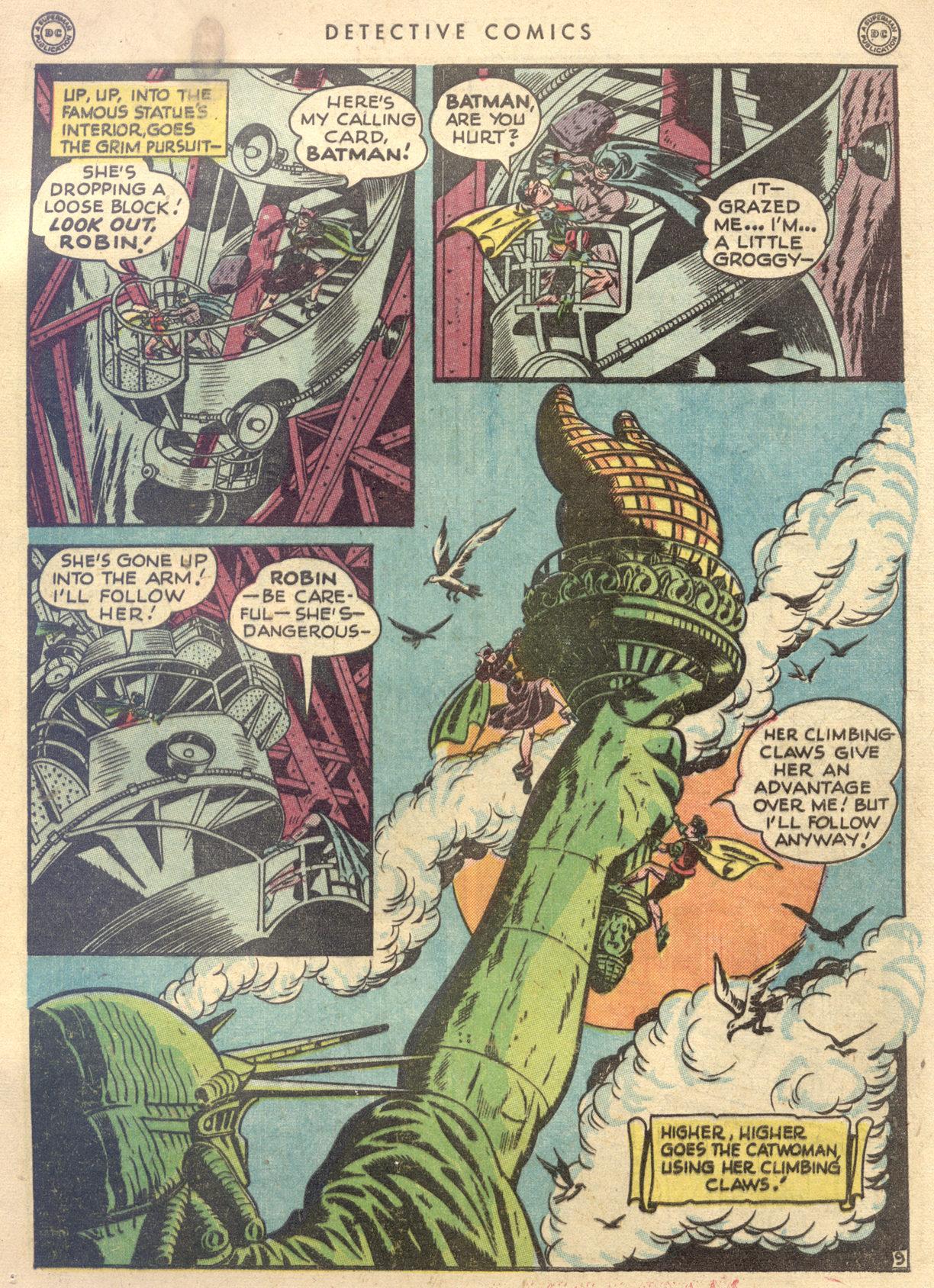 Read online Detective Comics (1937) comic -  Issue #122 - 11