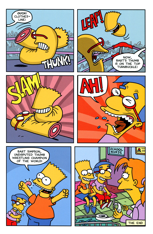 Read online Simpsons Comics Presents Bart Simpson comic -  Issue #89 - 27