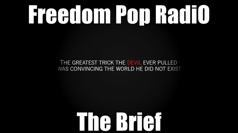 Freedom Pop RadiO: FPR Blog 100: Agenda 2030? What happen to