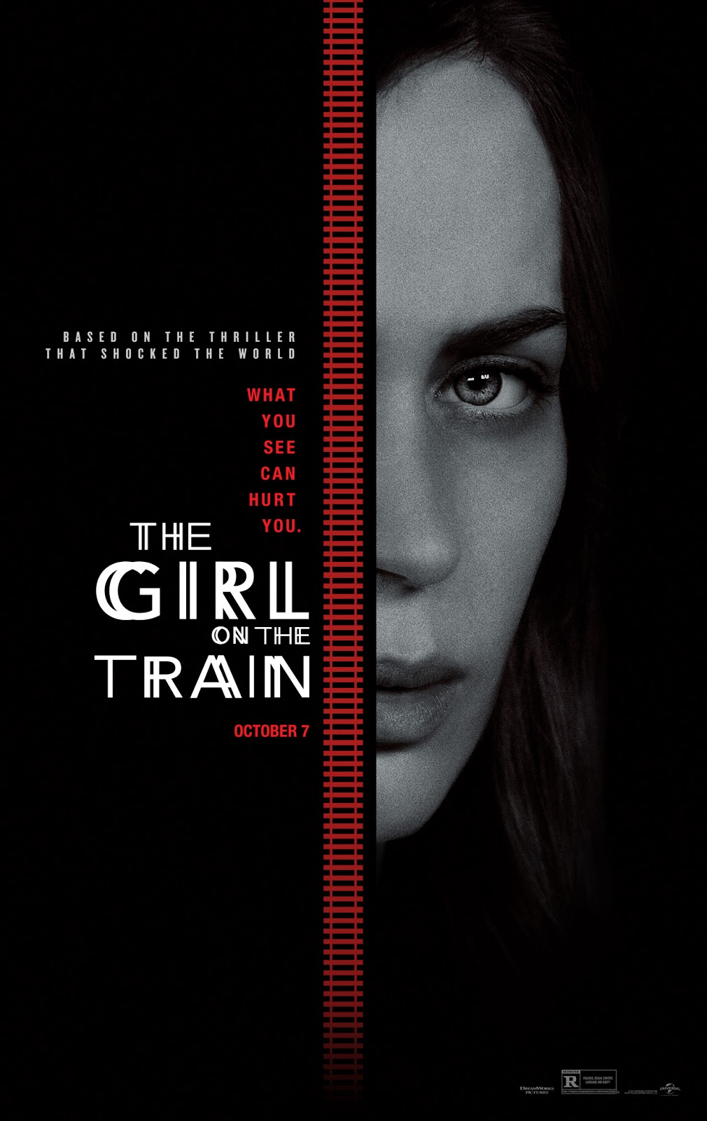 Review Filem The Girl on the Train