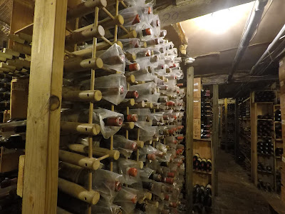 Graycliff Wine Cellar, Nassau, Bahamas - curiousadventurer.blogspot.com