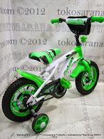 12 Inci Erminio 12-2300 Super BMX Kids Bike