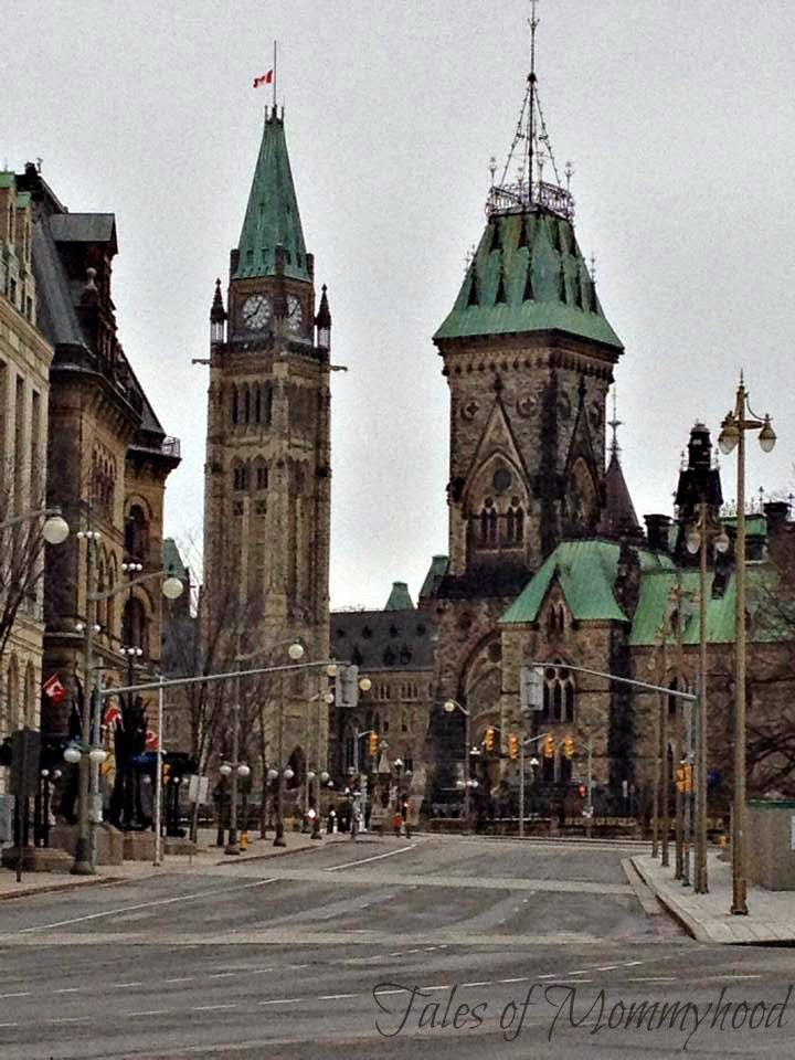Ottawa, tourism, downtown Ottawa, parliament buildings