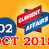 Kerala PSC Daily Malayalam Current Affairs 02 Oct 2018
