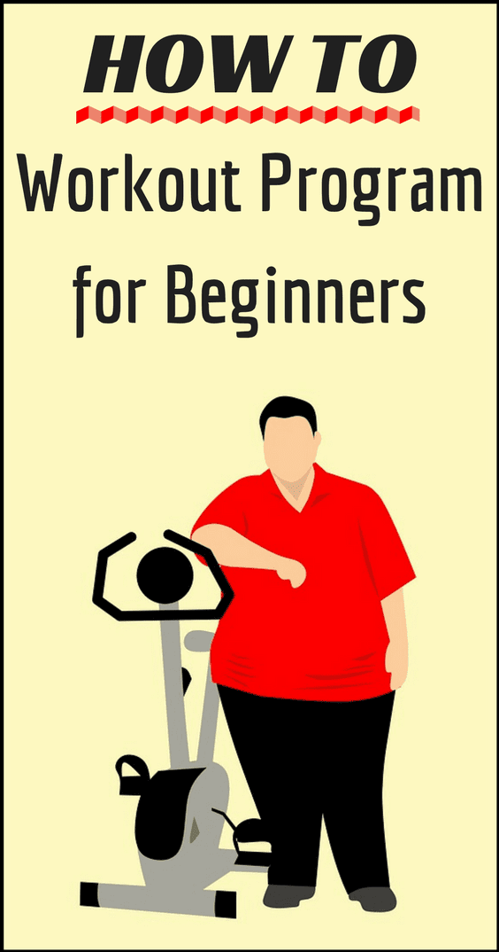How To Write A Workout Program For Beginners