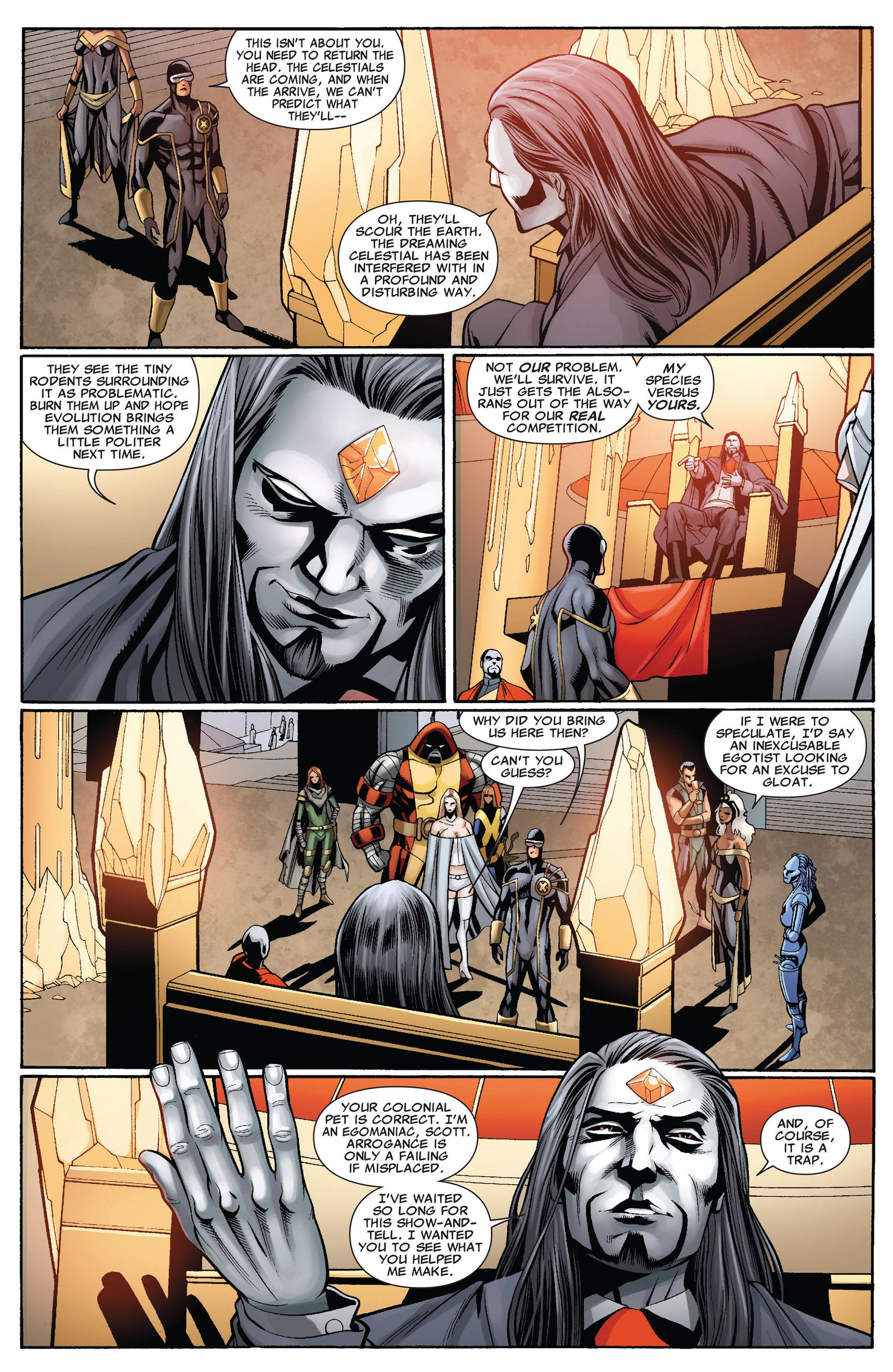 Read online Uncanny X-Men (2012) comic -  Issue #2 - 13