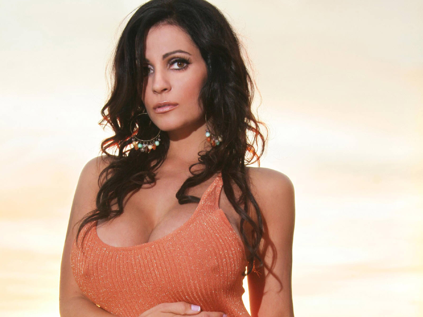 Girls In Lingerie Pc Wallpapeer Denise Milani Photo Gallery Hollywood Photo Galleries