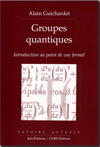 Livre : Groupes quantiques - Introduction au point de vue formel PDF