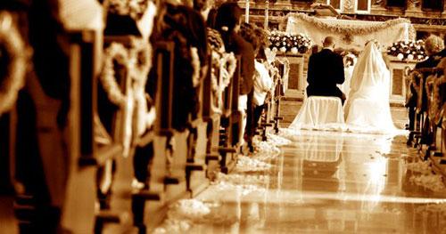 il matrimonio cattolico, iter burocratico e idee