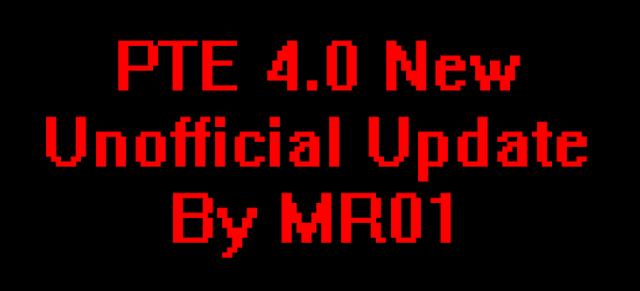 PES 2017 Unofficial Update untuk PTE Patch 4.0 dari MR01