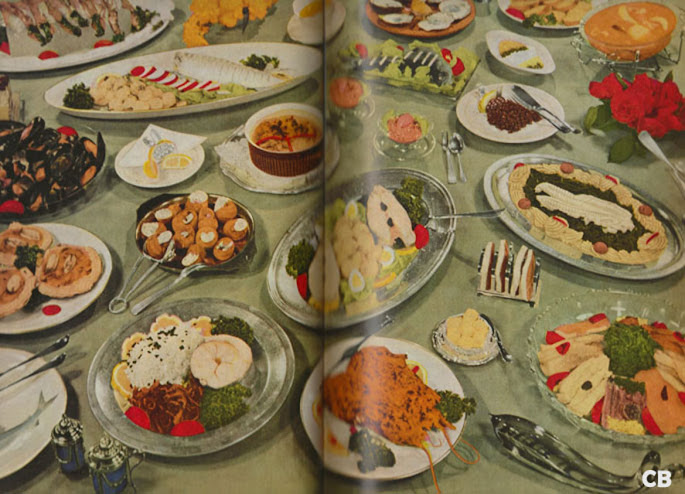 Foto uit 'Culinaire Encyclopedie Elsevier'
