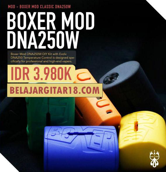 Boxer DNA 250