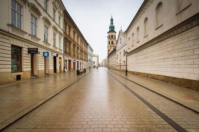 Quartiere Kaziemierz-Cracovia