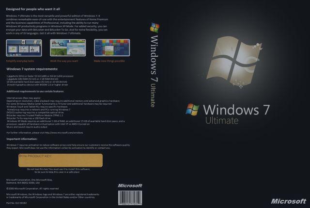 ويندوز 7 التميت نسخة أصلية لغة أنجليزية بنواة 32bit-64bit تحميل iso مباشر