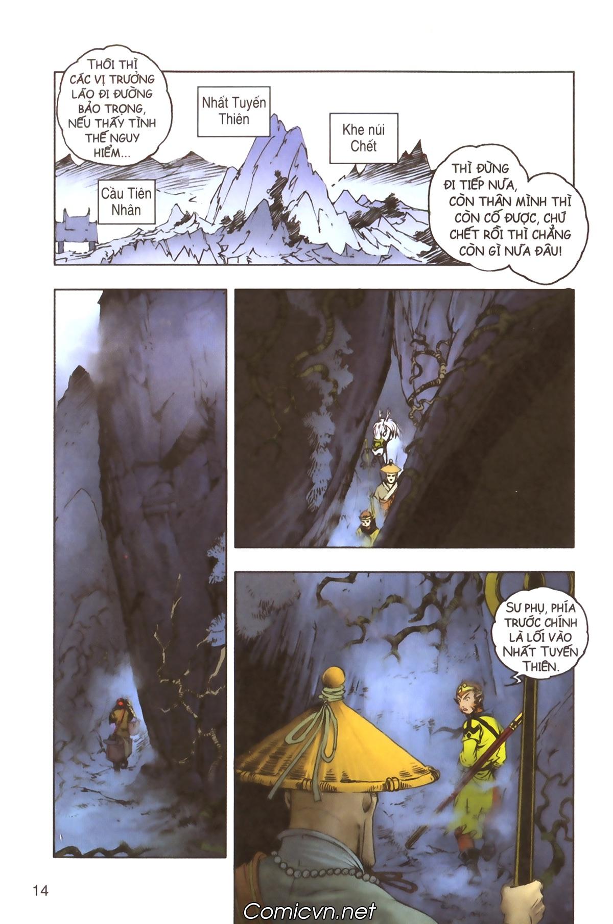 Tây Du Ký màu - Chapter 114 - Pic 12