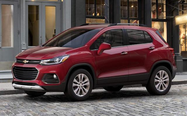Chevrolet Tracker 2018 - Premier