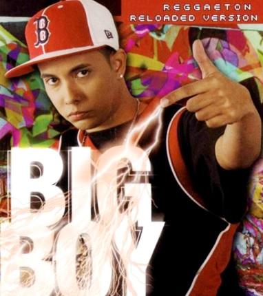 Foto de Big Boy en portada de disco