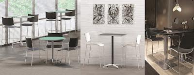 Mayline Escalate Multi Purpose Chairs