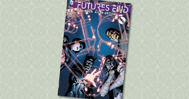 Futures End 2 Panini Cover
