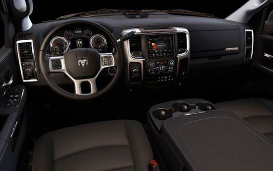 2017 Dodge RAM 1500 Outdoorsman Review | Dodge Release