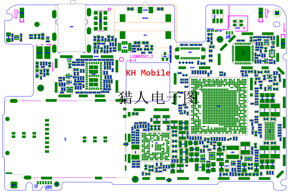 Redmi Note 4  Mtk  Schematic  U0026 Layout Diagrams