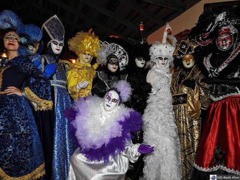 Carnaval de Nova Veneza - Diário de bordo - Encontro Rota Sul em Santa Catarina