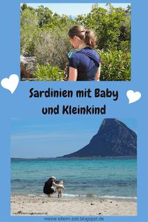 Familienurlaub auf Sardinien mit Baby und Kleinkind