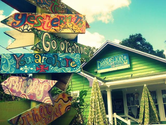 Dandelion Communitea Cafe em Orlando