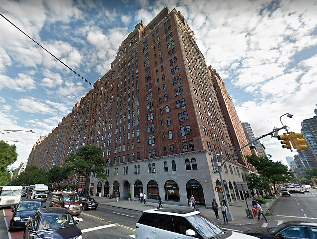 Daytonian in manhattan the lost clement c moore chelsea for 41 river terrace ny ny