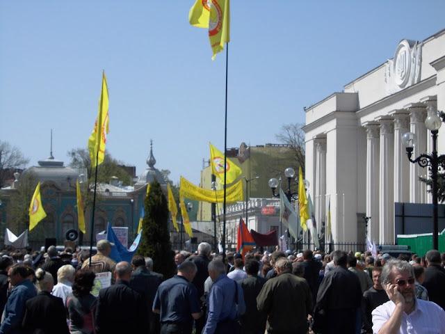 Фoтooтчeт o митинге 26 апреля 2012