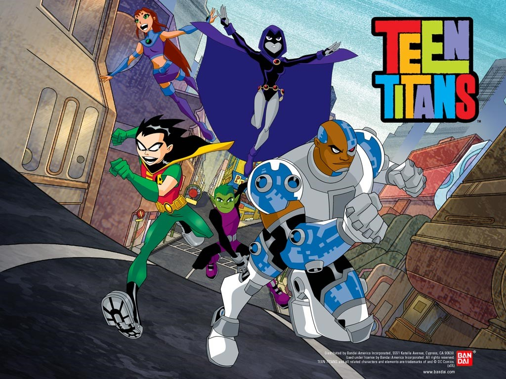 Teen Titans Episode For Real